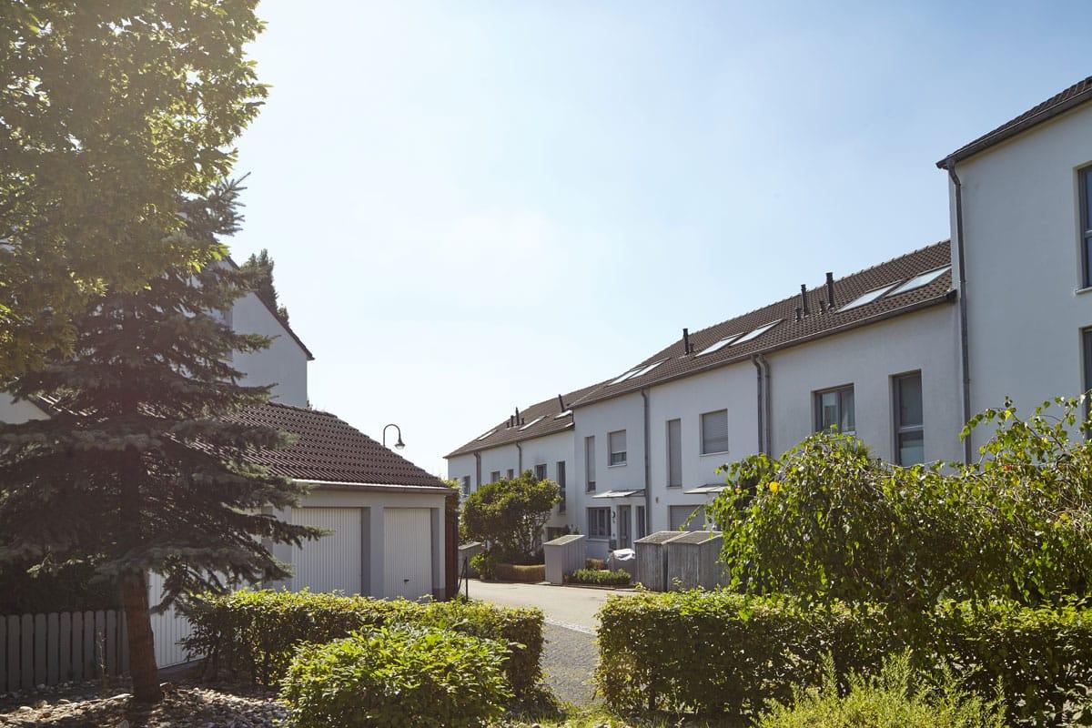 Neusser Weg Straßenansicht - Himmels Immobilienentwicklung