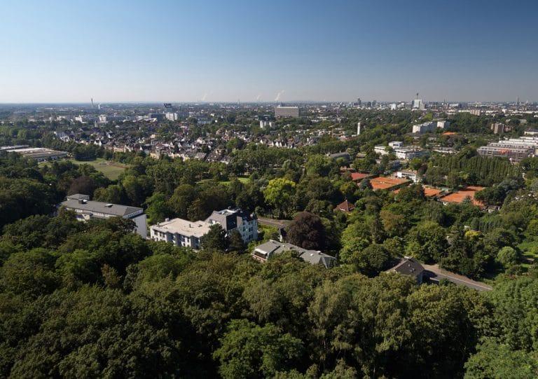 Ernst-Poensgen-Allee Umgebung - Himmels Immobilienentwicklung